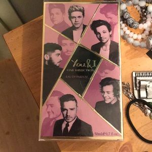 Accessories - One direction brand new you and I perfume